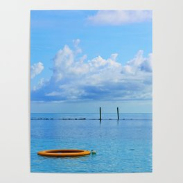 Bahamian Morning Poster