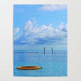 Bahamian Morning Poster