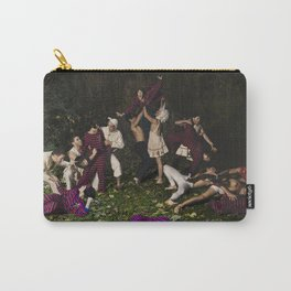 Anna and the Unicorn Carry-All Pouch