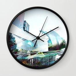 """Land Of Music"" Wall Clock"