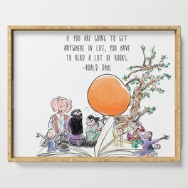 Roald Dahl Day Serving Tray