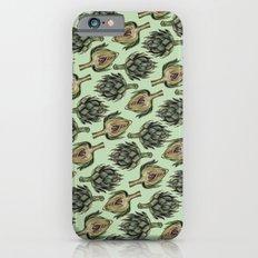Artichoke Pattern iPhone 6s Slim Case