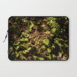 Forest Floor Laptop Sleeve