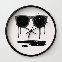 Expand Your Horizon II Wall Clock