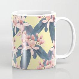 Galphimia in Mist Coffee Mug