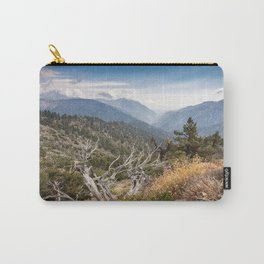 Inspiration Point along Pacific Crest Trail Carry-All Pouch