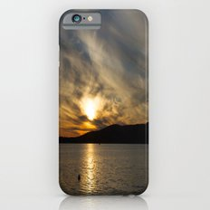 Let's watch the sun go down iPhone 6s Slim Case