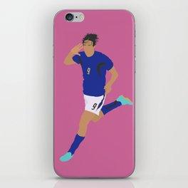 Luca Toni iPhone Skin