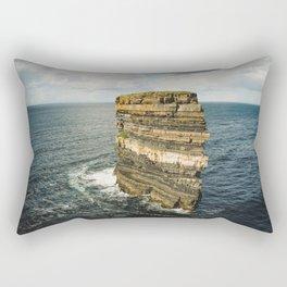Dun Briste Rectangular Pillow
