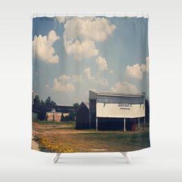 Gideon Grain Company Shower Curtain