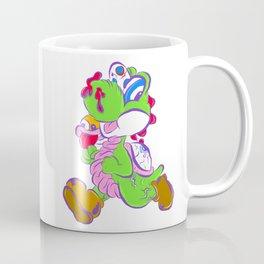 Zombie Yoshi Coffee Mug