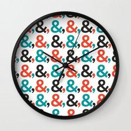OK III Wall Clock
