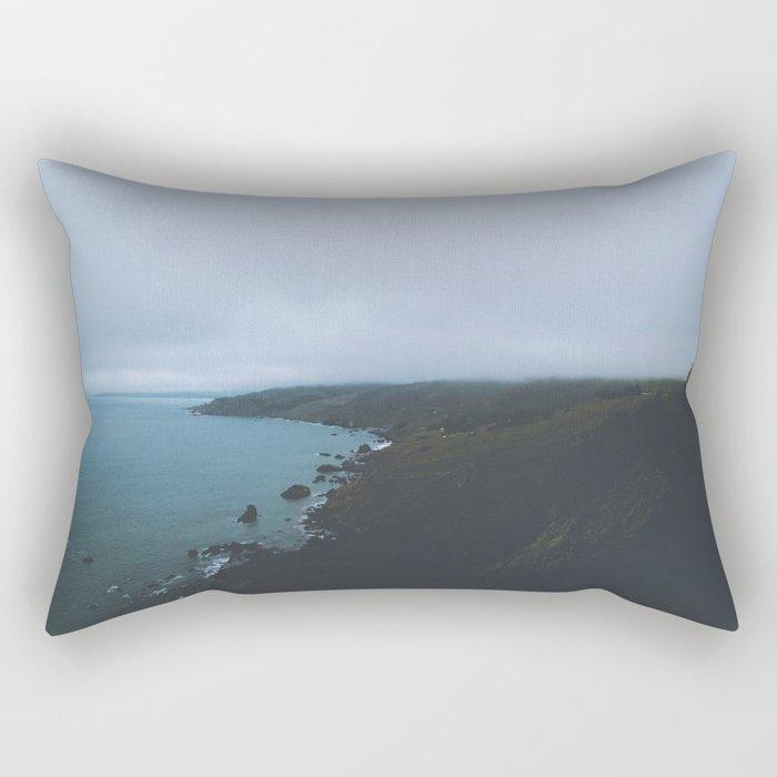 Moody landscape II Rectangular Pillow