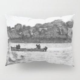 Gone Fishing Pillow Sham