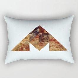 COAL MOUNTAIN Rectangular Pillow