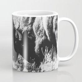 Locked Horns Coffee Mug