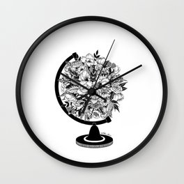 What a Wonderful World Wall Clock