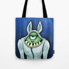 Monster No. 2 Tote Bag