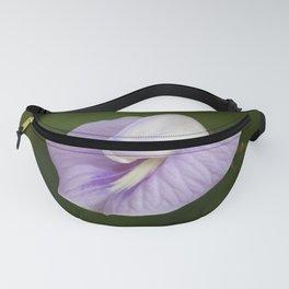 Butterfly Pea Flower Fanny Pack