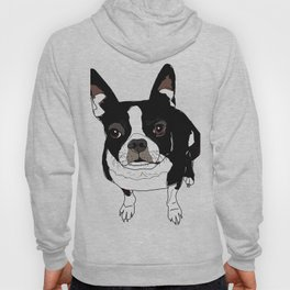 Boston Terrier Cutie Hoody