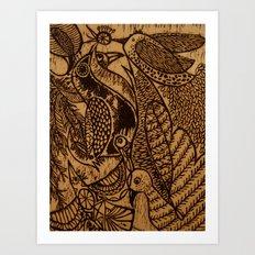 Birds (1) Art Print