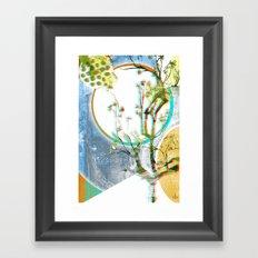 Autumn^Blossom° Framed Art Print