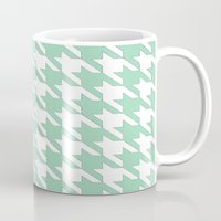 tooth Mugs featuring Mint Tooth by Project M