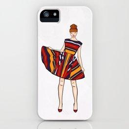 Alice & Olivia iPhone Case