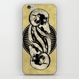 Aries the Ram iPhone Skin