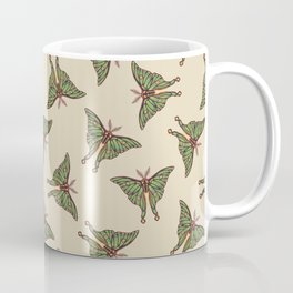 Spanish Luna Moth Coffee Mug