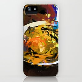 Fried Egg for Brekkie iPhone Case