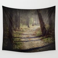 Wicked Woods Wall Tapestry