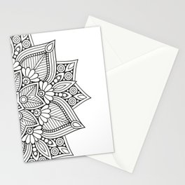 Mandalas-N Stationery Cards