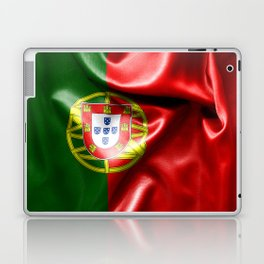 Portugal Flag Laptop & iPad Skin