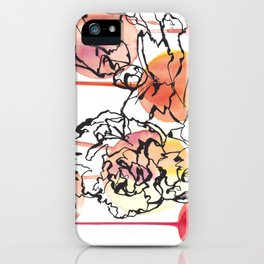 Inkling #3 iPhone Case