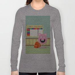 Monster School Long Sleeve T-shirt