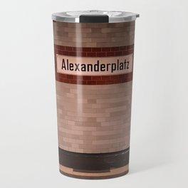 BERLIN SPIRIT - 3 Travel Mug