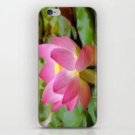 Elegant Lotus iPhone Skin
