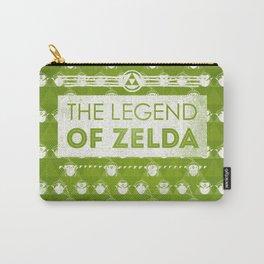 Zelda motif Carry-All Pouch