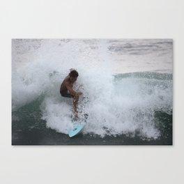Ripping at Dusk Canvas Print