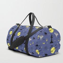 Halloween symbols Duffle Bag