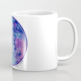 Zenetae Planet Metatron Coffee Mug