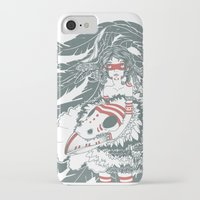 pocahontas iPhone & iPod Cases featuring Pocahontas by ItDrizzles