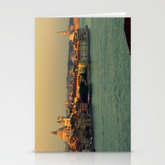 postcard from Venice Stationery Cards