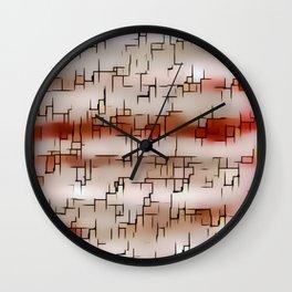 """Labyrinthe"" Wall Clock"