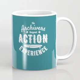 The Archivers Hung Over Action Experience Coffee Mug