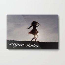 Megan Olivier Metal Print