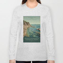 Bruce Peninsula National Park Long Sleeve T-shirt