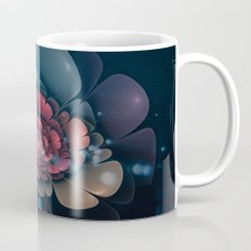 A Beautiful Fractal Flower Mug