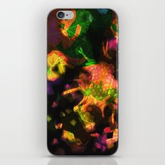 abstract 005. sunset iPhone & iPod Skin